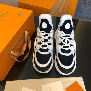 lv louis vuitton womans mens 2020 new fashion casual shoes sneaker sport running shoes 43