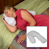 Comfortable Side Sleeping Pillow