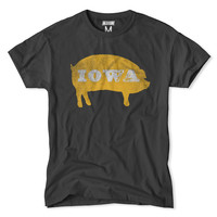 Iowa Gold Pig T-Shirt