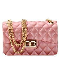NICOLE - Mini Quilted Crossbody