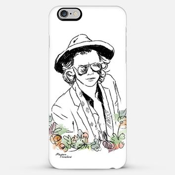 Harry Styles iPhone 6 Plus case by Mariam Tronchoni | Casetify