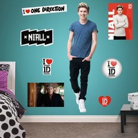 One Direction Niall Horan 1D Wall Decals by Fathead