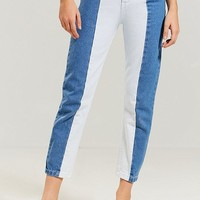 Tach Clothing Two-Tone Tapered Jean | Urban Outfitters