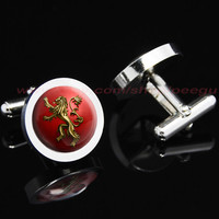 game of thrones house iannister lion Mens Cufflinks,a song of ice and fire Mens Cufflinks,mens gift