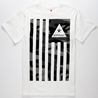 Ayc United Mens T-Shirt White  In Sizes