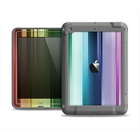 The Neon Horizontal Color Strips Apple iPad Air LifeProof Fre Case Skin Set