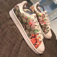 Gucci Adidas Stan smith Flats Sneakers Sport Shoes