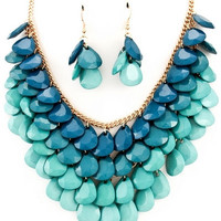 Rush of Ombre Necklace