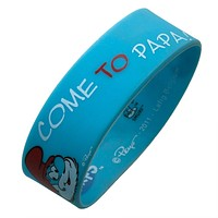 Smurfs - Come To Papa Rubber Bracelet