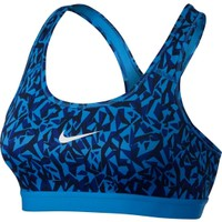 Nike Women's Pro Classic Facet Printed Sports Bra | DICK'S Sporting Goods