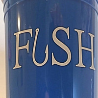 Car Window Decal - Vinyl Decals - Fishing Lure - Car Decal - Over 20 Colors Available - Fly Fishing - Tumbler Decal - Fish Decal