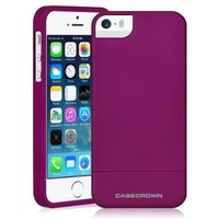iPhone 5 \ 5s Case, CaseCrown Cali Glider Case (Yellow Sunset)