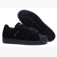 Adidas SUPERSTAR CITY SERIES Shell-top (6-color) Black
