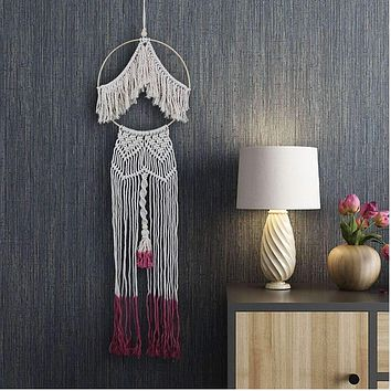 Modern Fashion Macramé