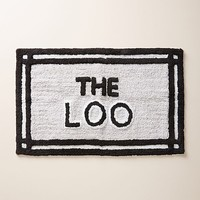 The Loo Bath Mat
