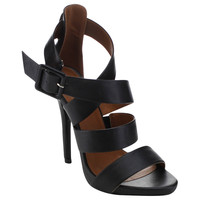 X2B Aisha-1 Women's Strappy Cross Ankle Strap Stiletto Heels | Overstock.com Shopping - The Best Deals on Heels