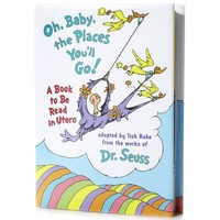 Oh Baby, the Places You'll Go! - Free Shipping