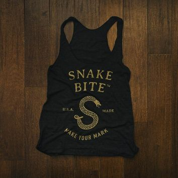 Snake Bite Brand Ladies Tank Top