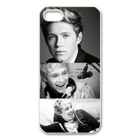CTSLR Music & Singer Series Protective Hard Case Cover for iPhone 5 - 1 Pack - One Direction - Niall Horan 8