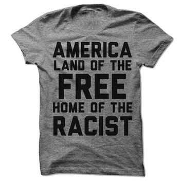 America - Land of the Free, Home of the Racist - Orange is the New Black Quote