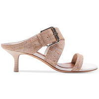 Donald J Pliner Mora Kitten Heel Dress Sandals | macys.com