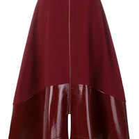 Roksanda Flared Zipped Skirt - Farfetch