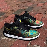 Civilist x Nike SB Dunk Low thermal imaging/temperature change low-top sneakers shoes