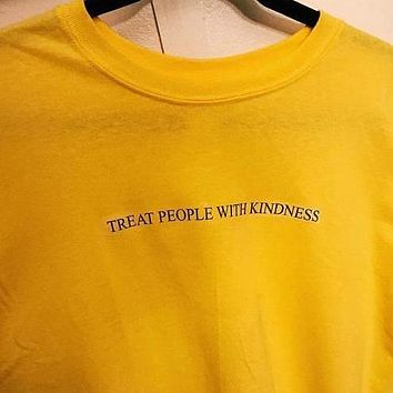 Treat People With Kindness Tee
