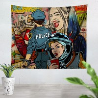 Its A Womans World Tapestry