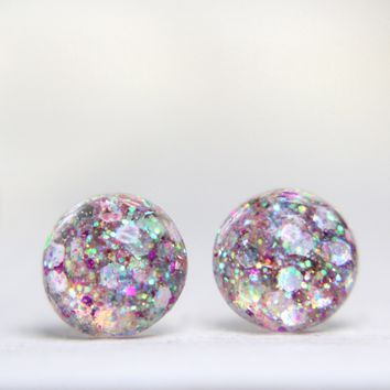 BRIKA Exclusive Pink Globe Earrings   BRIKA - A Well-Crafted Life