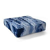 Lisa Argyropoulos Ocean Melt Floor Pillow Square