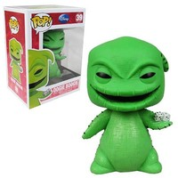 Nightmare Before Christmas Oogie Boogie Pop! Vinyl Figure