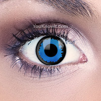 Blue Elf Contact Lenses | Coloured Contact Lenses