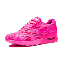 NIKE WOMEN'S AIR MAX 90 ULTRA BR - PINK BLAST/FIRE PINK   Undefeated