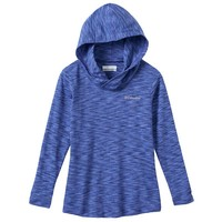 Columbia Sportswear Outerspaced Pull-Over Hoodie - Girls 4-18, Size: