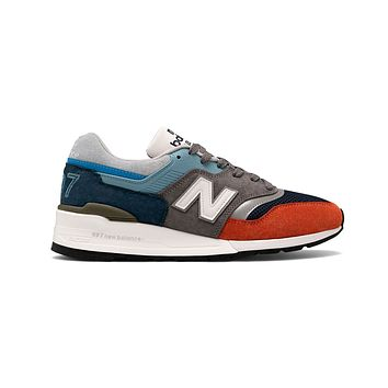 """New Balance Men's 997 """"Oversized"""" Made In USA"""