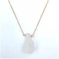 Chelsea Crystal Necklace