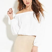 Faux Suede Mini Skirt | Forever 21 - 2000147455