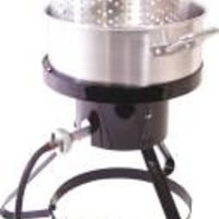Fish Cooker With Stand 15 In.