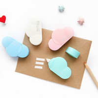 Novelty Clound Shape Correction Tape Promotional Gift Stationery Student Prize School Office Supply