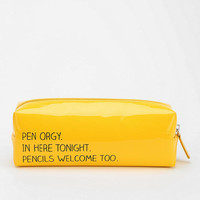 Urban Outfitters - Happy Jackson Party Pencil Case