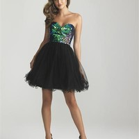 Limited Edition Night Moves Dresses - Limited Edition NP754 Prom Dress