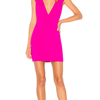 Jay Godfrey Sophie Mini Dress in Fuchsia | REVOLVE