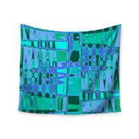 "Vikki Salmela ""Changing Gears"" Wall Tapestry"