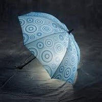 Bright Night StrideLite BN-002 Illuminated Lightweight Umbrella