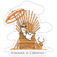 Summer Is Coming by foureyedesign