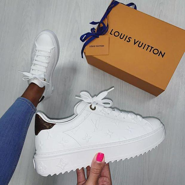 Image of Louis Vuitton LV Fashion casual shoes