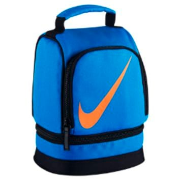 Nike Swoosh Kids' Lunch Tote Bag Size ONE SIZE (Blue)