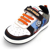 Thomas Train Kids White Athletic Sneakers Shoes (9 M US Toddler)