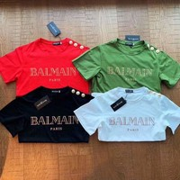 BALMAIN Women Short Sleeve Top